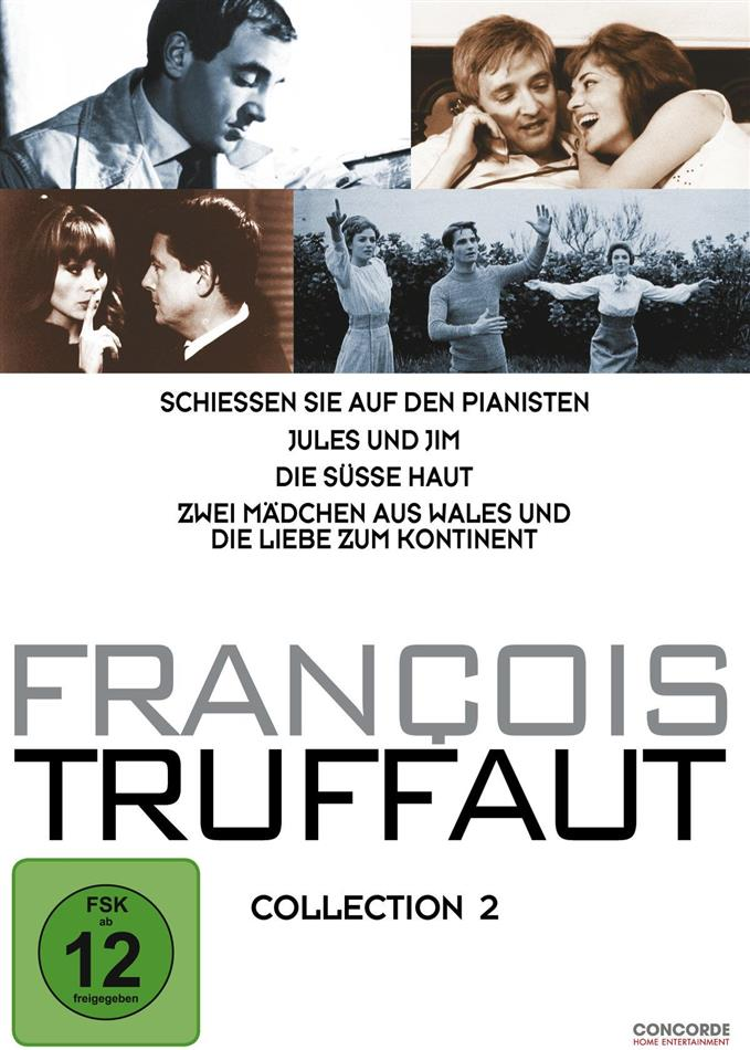 François Truffaut - Collection 2 (4 DVDs)