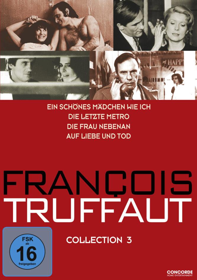 François Truffaut - Collection 3 (4 DVDs)