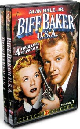 Biff Baker U.S.A. - Vol. 1 & 2 (2 DVD)