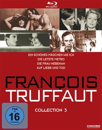 François Truffaut - Collection 3 (4 Blu-rays)
