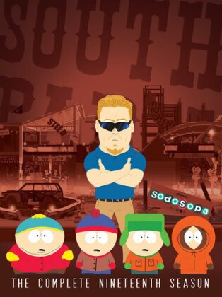 South Park - Season 19 (2 DVDs)