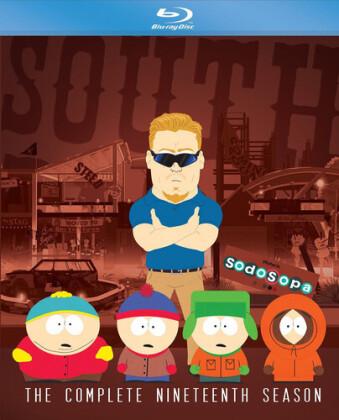 South Park - Season 19 (2 Blu-rays)