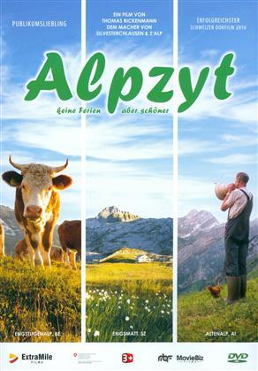 Alpzyt - Keine Ferien, aber schöner (2016)