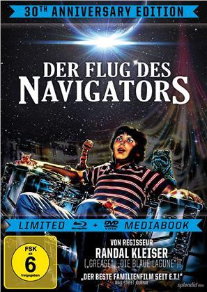 Der Flug des Navigators (1986) (Édition Limitée, Édition 30ème Anniversaire, Mediabook, Blu-ray + DVD)