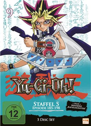 Yu-Gi-Oh! - Staffel 5.1 - Episode 185-198 - Box 9 (5 DVDs)