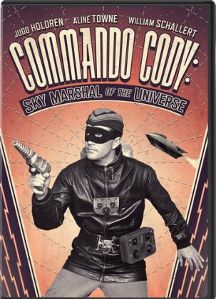Commando Cody - Sky Marshal Of The Universe (s/w)