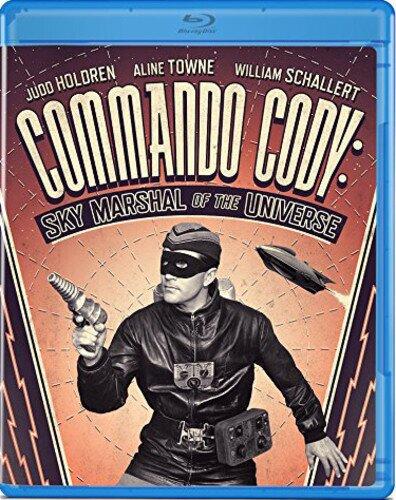 Commando Cody - Sky Marshal Of The Universe (s/w)