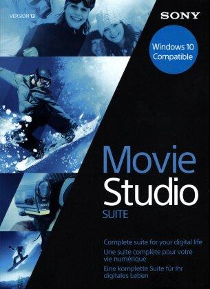 VEGAS Movie Studio 13 Suite