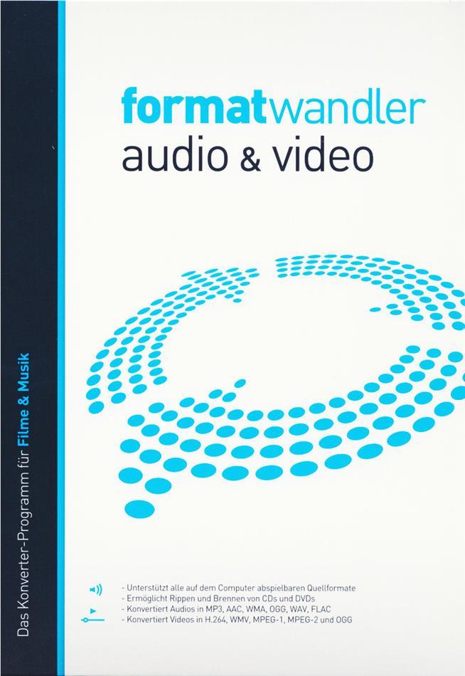 Formatwandler Audio & Video