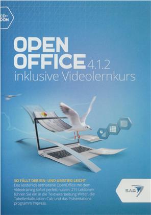 OpenOffice plus Videolernkurs
