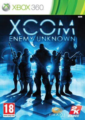 X-COM XB360 Enemy Unknown