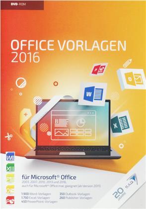 Office Vorlagen 2016