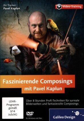 Faszinierende Composings mit Pavel Kaplun