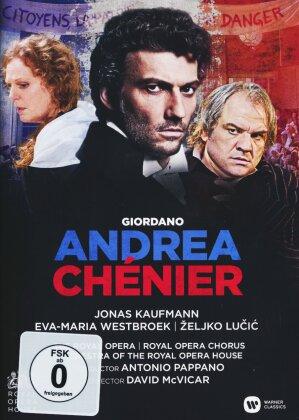 Orchestra of the Royal Opera House, Antonio Pappano, … - Giordano - Andrea Chénier (Warner Classics)