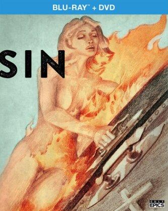 SIN (s/w, Blu-ray + DVD)