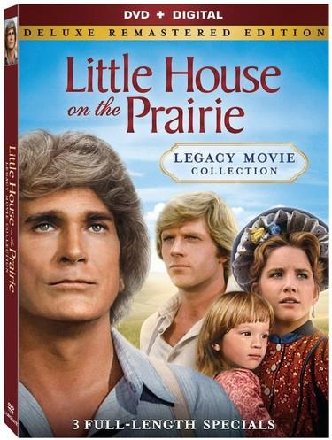 Little House On The Prairie - Legacy Movie Collection (2 DVD)