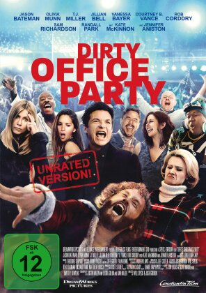 Dirty Office Party (2016) (Unrated)