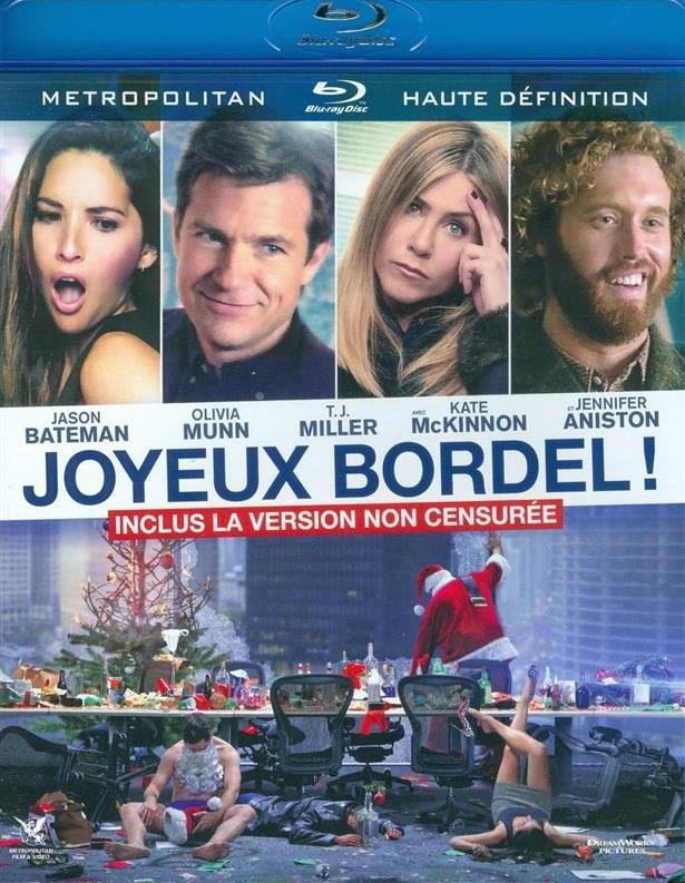 Joyeux Bordel! (2016) (Version non censurée)