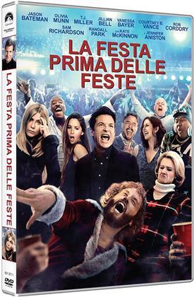 La festa prima delle feste (2016)