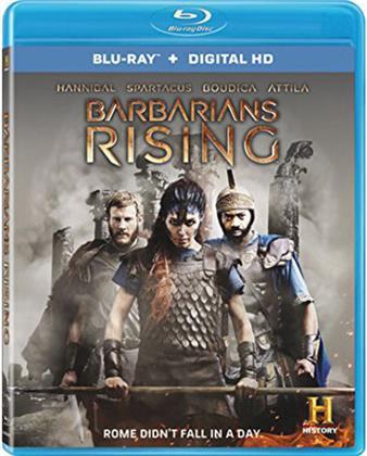 Barbarians Rising - Season 1 (The History Channel, 2 Blu-rays)