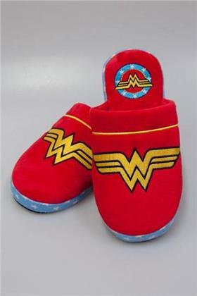 DC Comics: Wonder Woman - Hausschuhe [42-45] - Size L