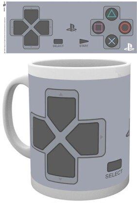 Sony PlayStation: Full Control - Tasse [300ml]