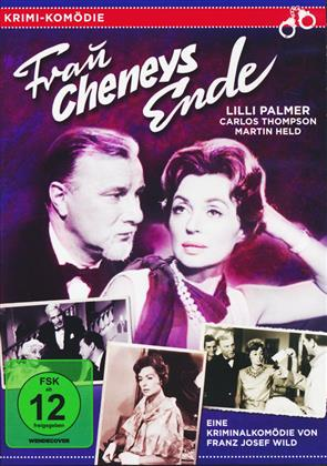 Frau Cheneys Ende (1961) (Filmjuwelen, s/w)