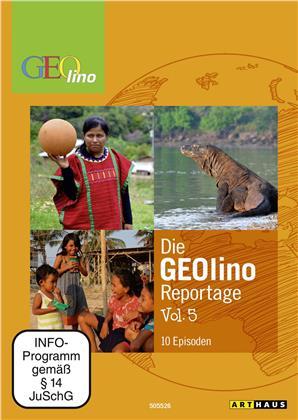 Die GEOlino Reportage - Vol. 5 (Arthaus)