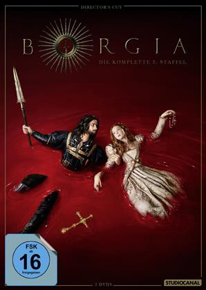 Borgia - Staffel 3 (Director's Cut, 5 DVDs)