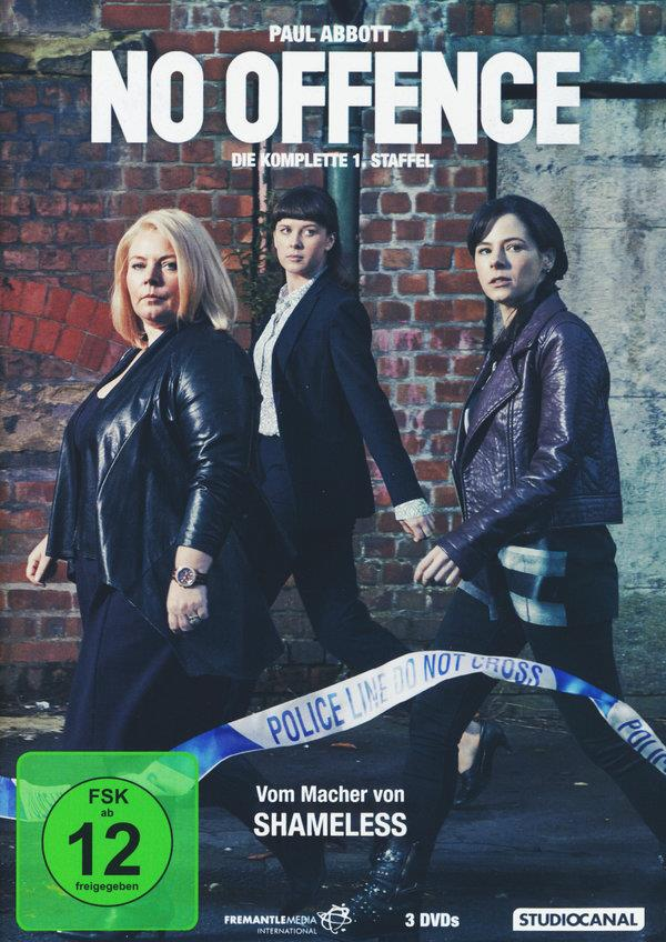 No Offence - Staffel 1 (3 DVDs)