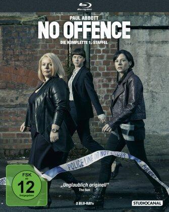 No Offence - Staffel 1 (2 Blu-rays)