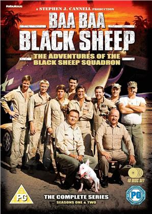 Baa Baa Black Sheep - The Complete Series (10 DVDs)