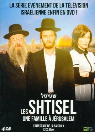 Les Shtisel - Une famille à Jérusalem - Saison 1 (4 DVDs)