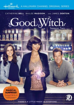The Good Witch - Season 2 (3 DVDs)