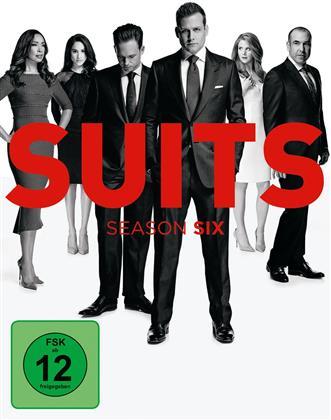 Suits - Staffel 6 (4 DVDs)