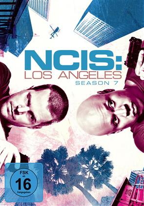 NCIS - Los Angeles - Staffel 7 (6 DVDs)
