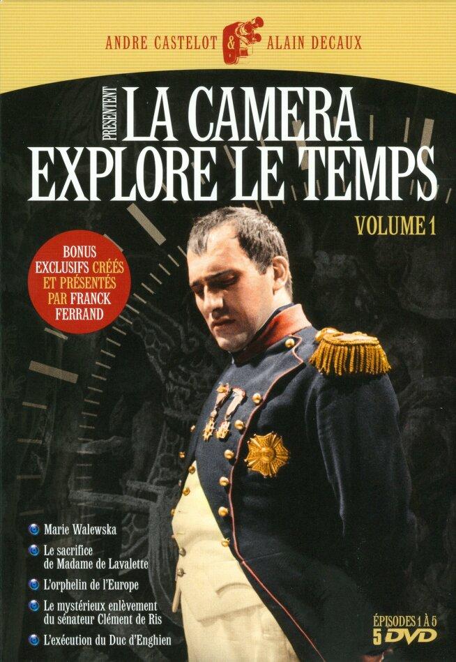 La caméra explore le temps - Volume 1 (s/w, 5 DVDs)