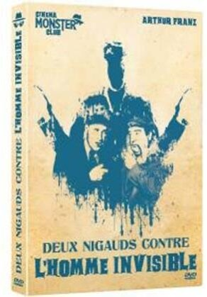 Deux nigauds contre l'homme invisible (1951) (Collection Cinema Monster Club, s/w)