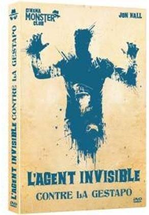 L'agent invisible contre la gestapo (1942) (Collection Cinema Monster Club, s/w)