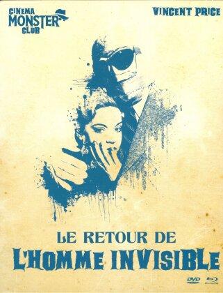 Le Retour de l'Homme Invisible (1940) (Collection Cinema Monster Club, s/w, Blu-ray + DVD)
