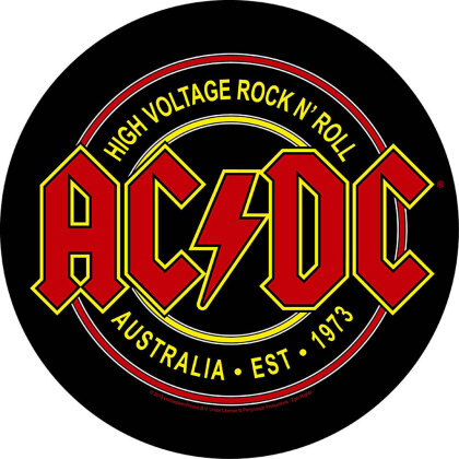 AC/DC - High Voltage Rock N Roll (Backpatch)