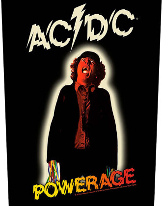 AC/DC Back Patch - Powerage