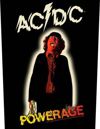 AC/DC Back Patch - Powerage