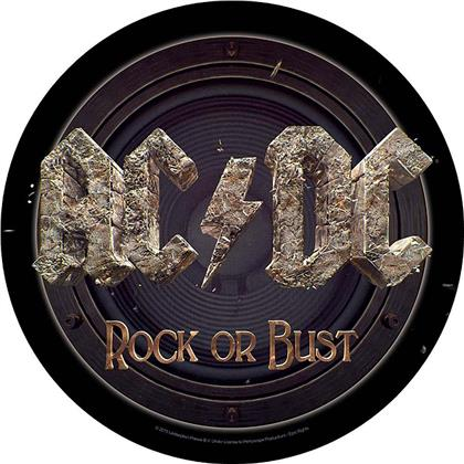 AC/DC - Rock or Bust Back Patch