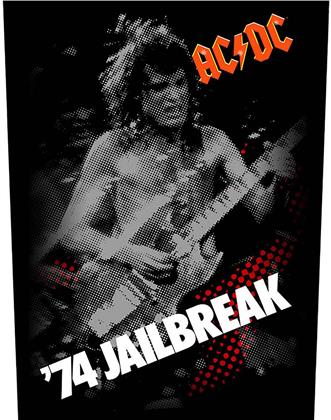 AC/DC Back Patch - 74 Jailbreak