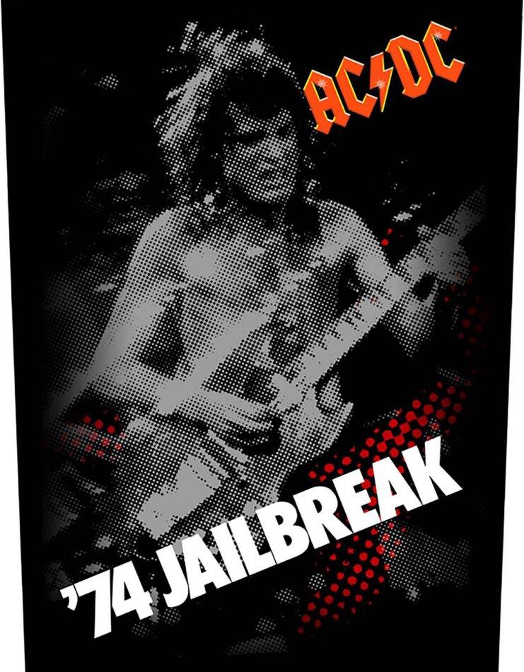 AC/DC Back Patch - 74 Jailbreak