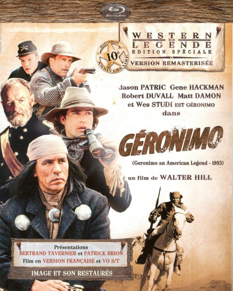 Geronimo (1993) (Western de Legende, Remastered, Special Edition)