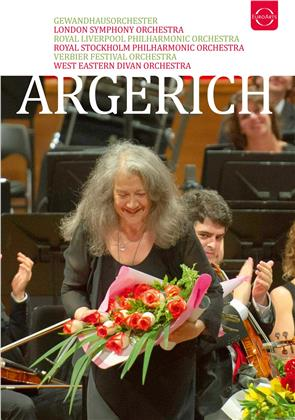 Martha Argerich - Box (Euro Arts, 7 DVD)