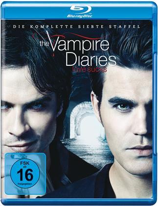 The Vampire Diaries - Staffel 7 (3 Blu-rays)