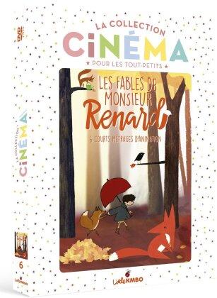 Les Fables de monsieur Renard (2016) (La Collection Cinéma pour les tout-petits)
